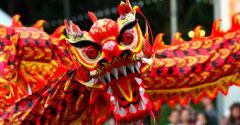 Imagem O calendário lunar chinês